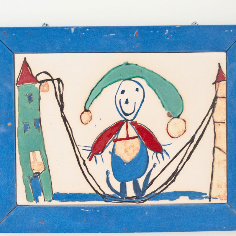 Bild Kieferorthopaedie Aguero - Kinderzeichnung