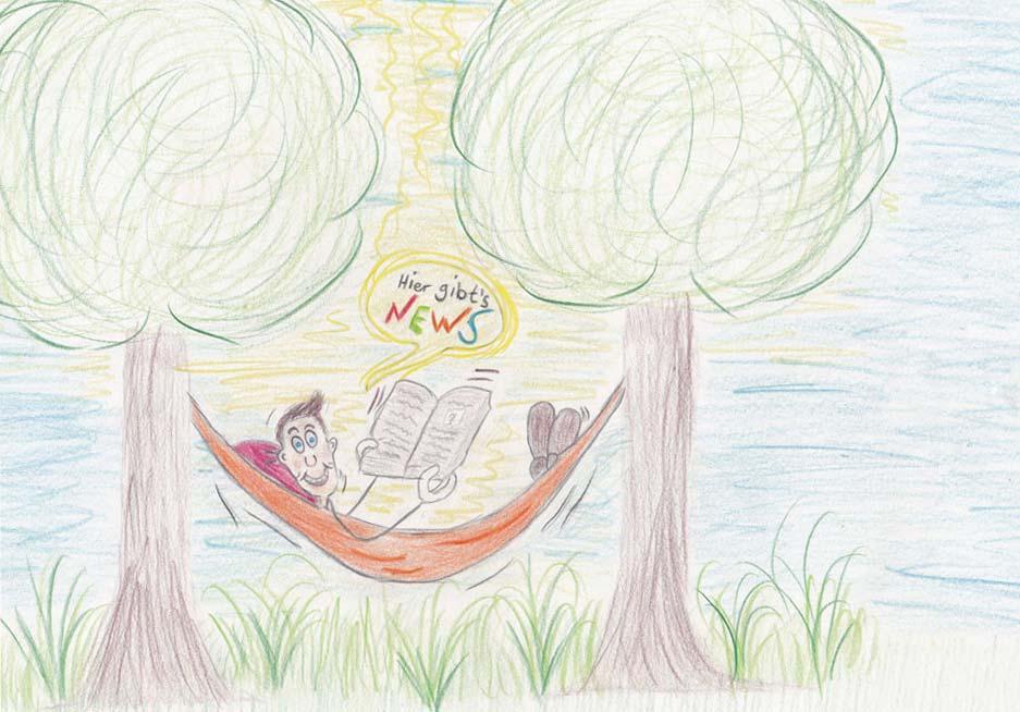 News Zeichnung Susana Aguero